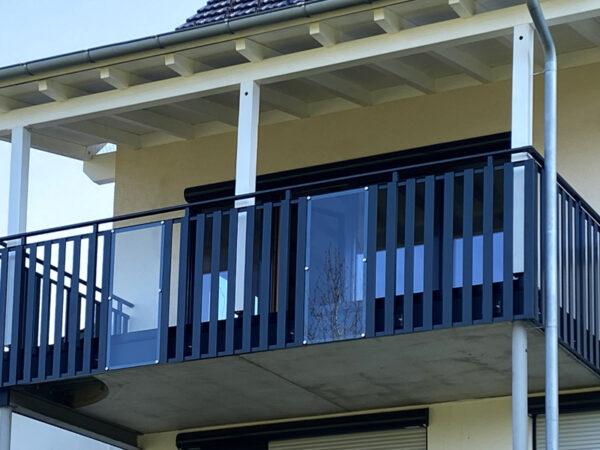 GEWA Balkonsysteme Balkongeländer Aluminium Light