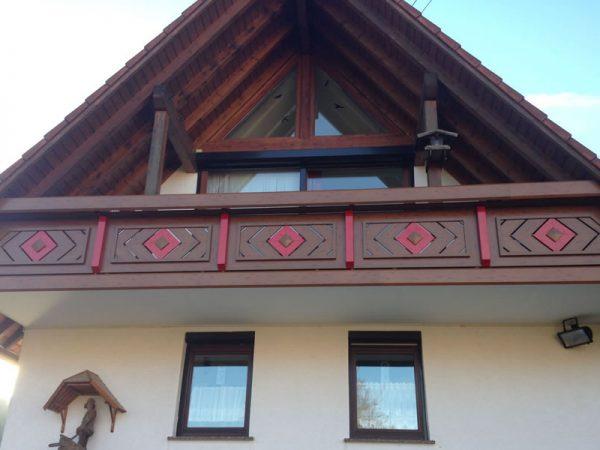 GEWA Balkonsysteme Balkongeländer Aluminium Luxury