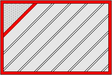 GEWA Balkongeländer Feld Transparent 1