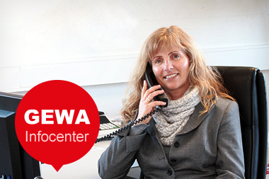 GEWA Balkonsysteme Infocenter