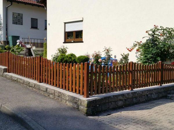 GEWA Balkonsysteme Gartenzaun Aluminium Stuttgart