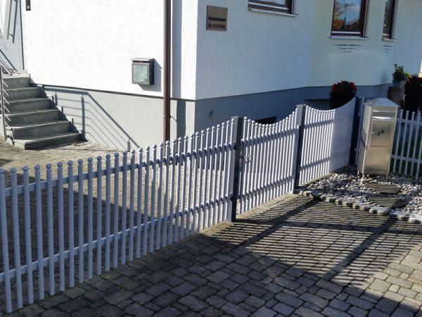GEWA Balkonsysteme Gartenzaun Alu Hamburg