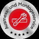 GEWA Balkone Ausmessung und Montage Siegel