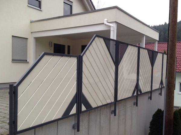 GEWA Balkonsysteme Balkon Sichtschutz