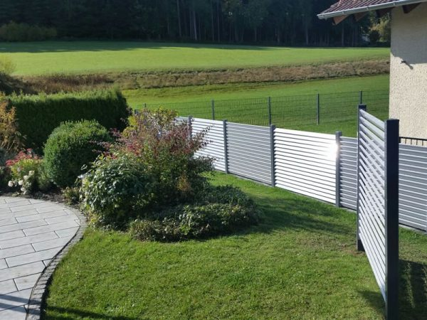 GEWA Balkonsysteme Gartenzaun Sichtschutz
