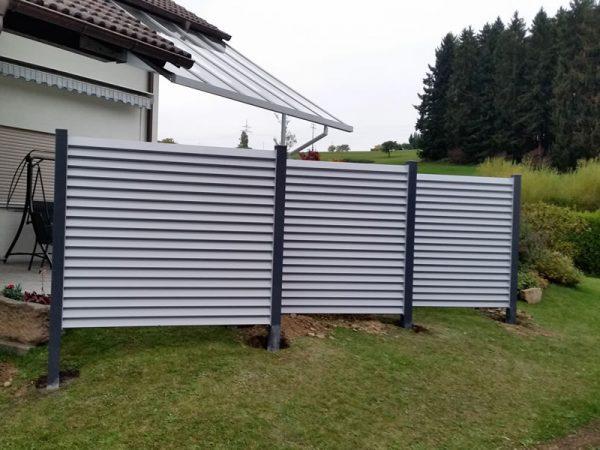 GEWA Balkonsysteme Sichtschutz